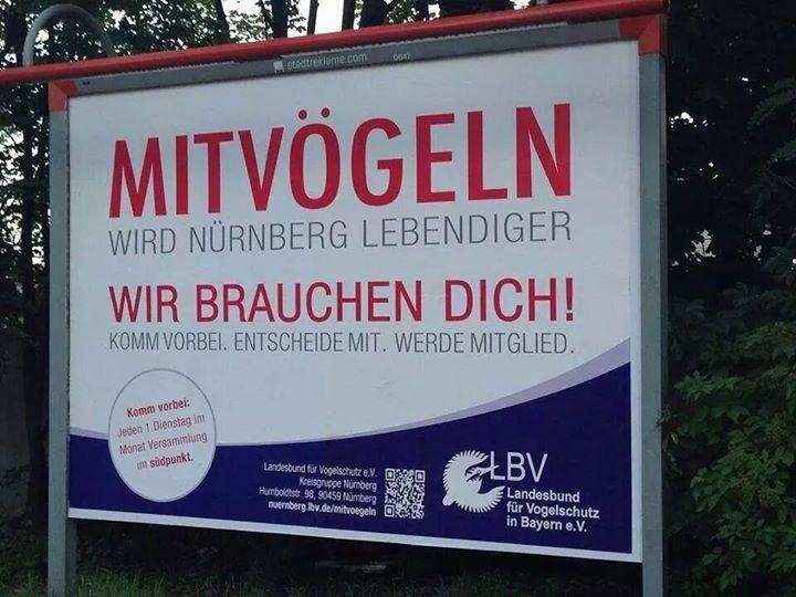 """""""Nürnberg ist schon geil!"""""""
