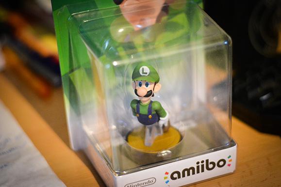 Luigi, Luigi, Luigi