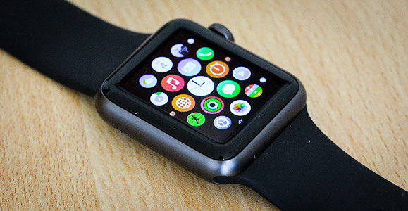 Apple Watch erobert Smart Watch Markt