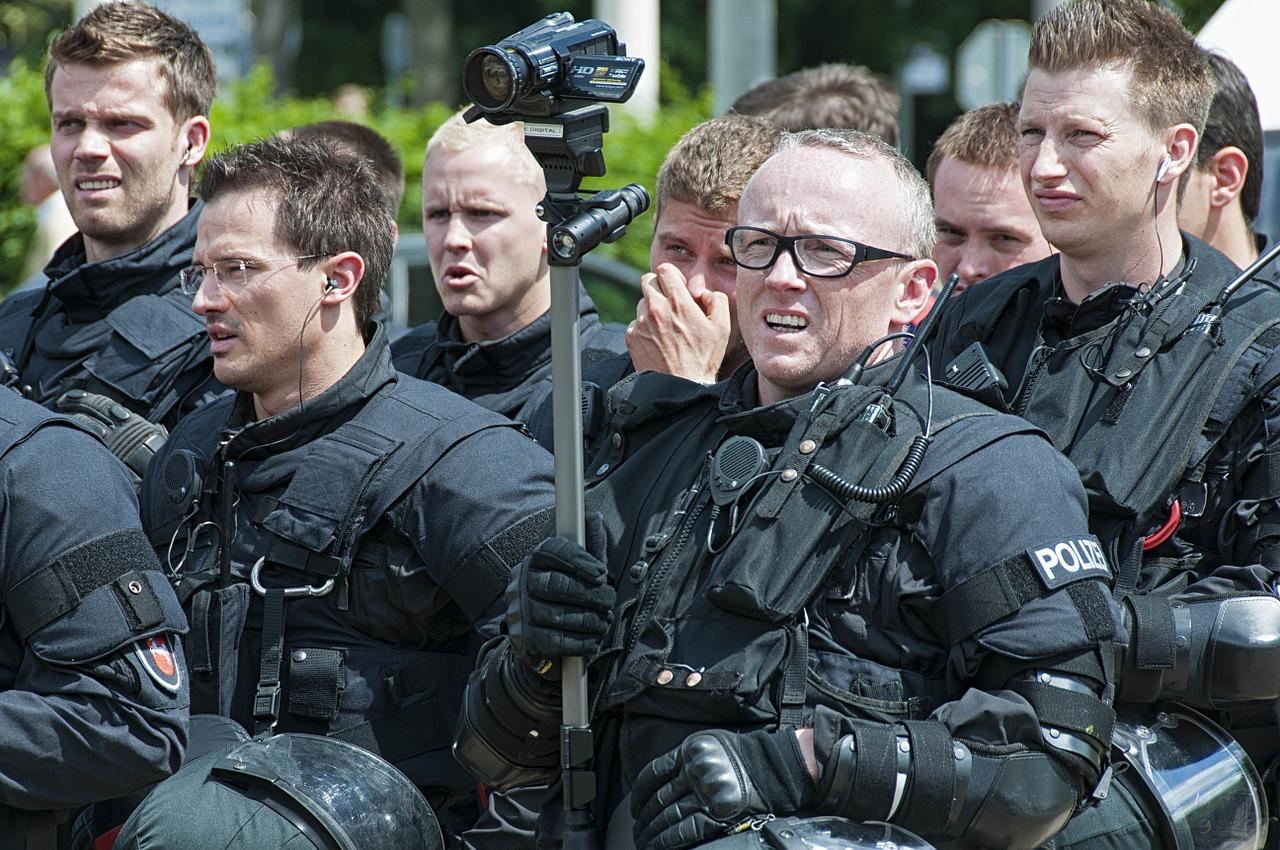 Wieder Swatting in Deutschland