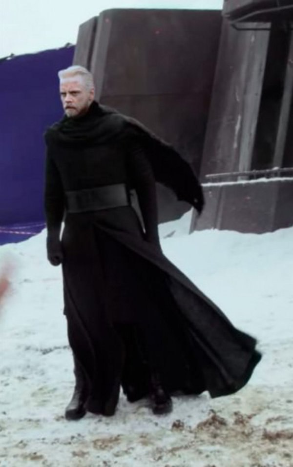 Luke Skywalker ein Sith-Lord?