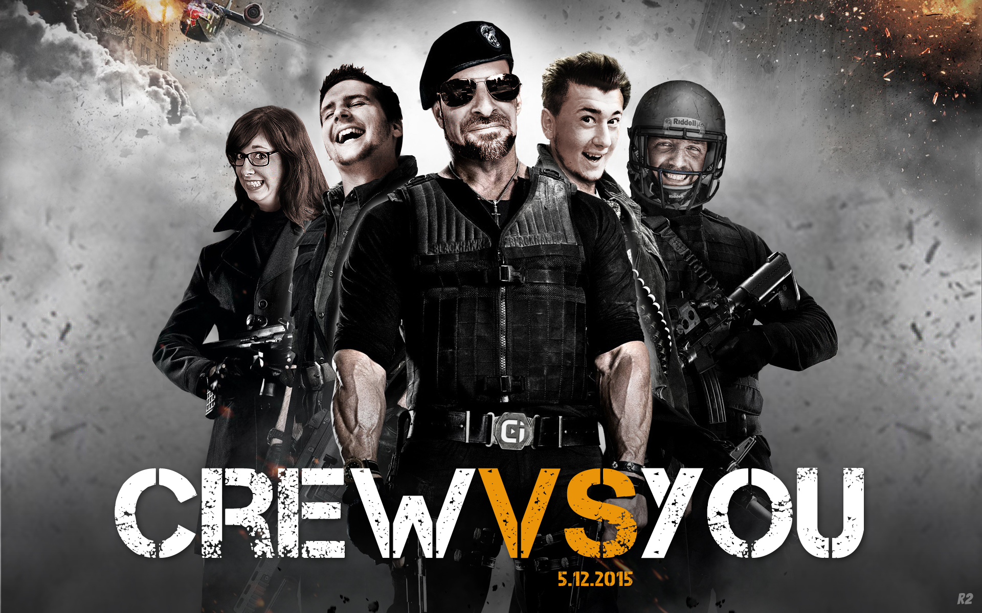 Crew vs. You #8: Die Kandidaten