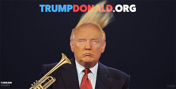 Trump Verarsche