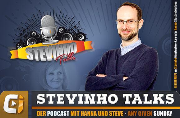 Stevinho Talks #326