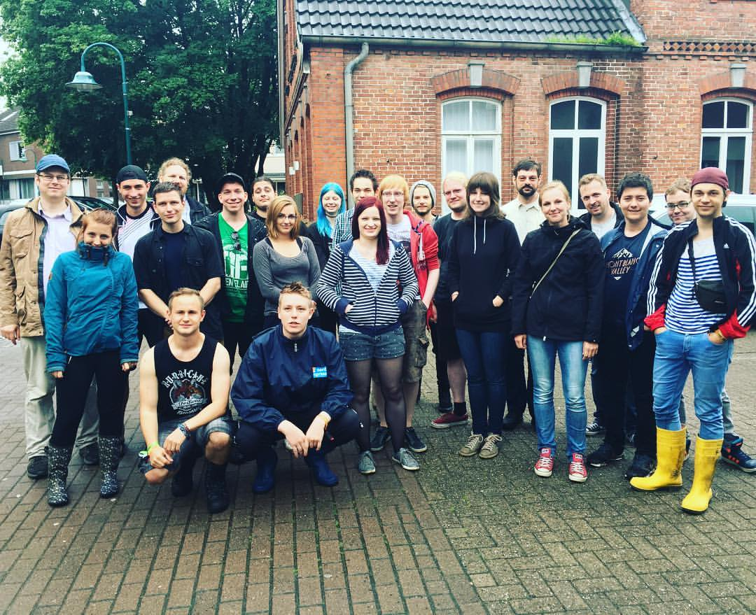 Hurricane Community-Treffen 2016