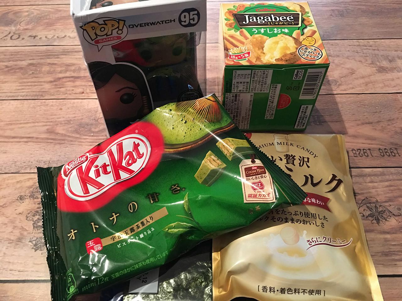 Post aus Tokio