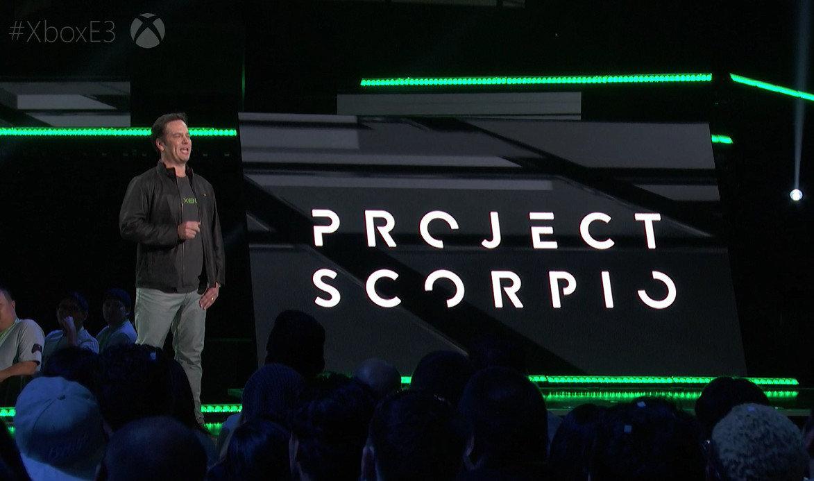 Xbox Project Scorpio: Kommt die neue Konsole schon im August?