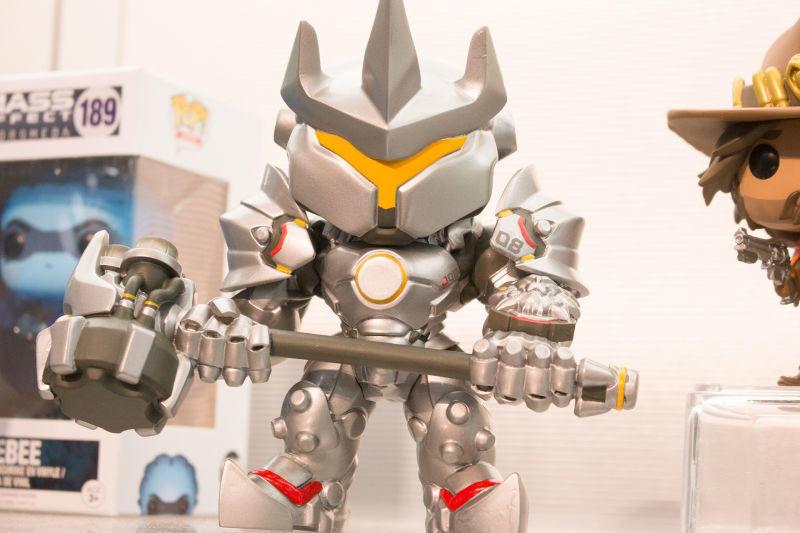 Die neuen Funko Overwatch-Figuren in groß