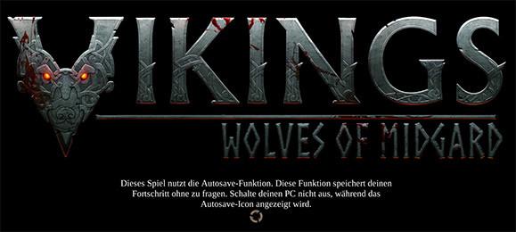 Probleme mit Vikings: Wolves of Midgard