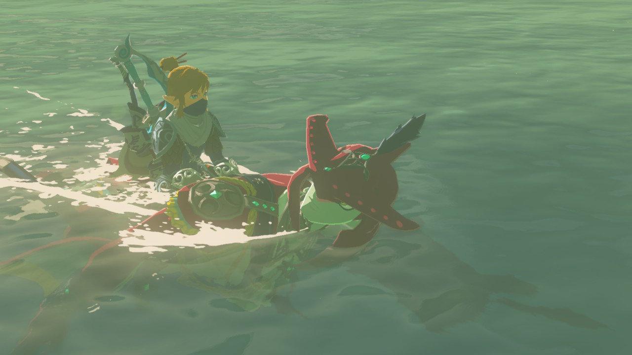 Zwischenfazit: Zelda und Switch