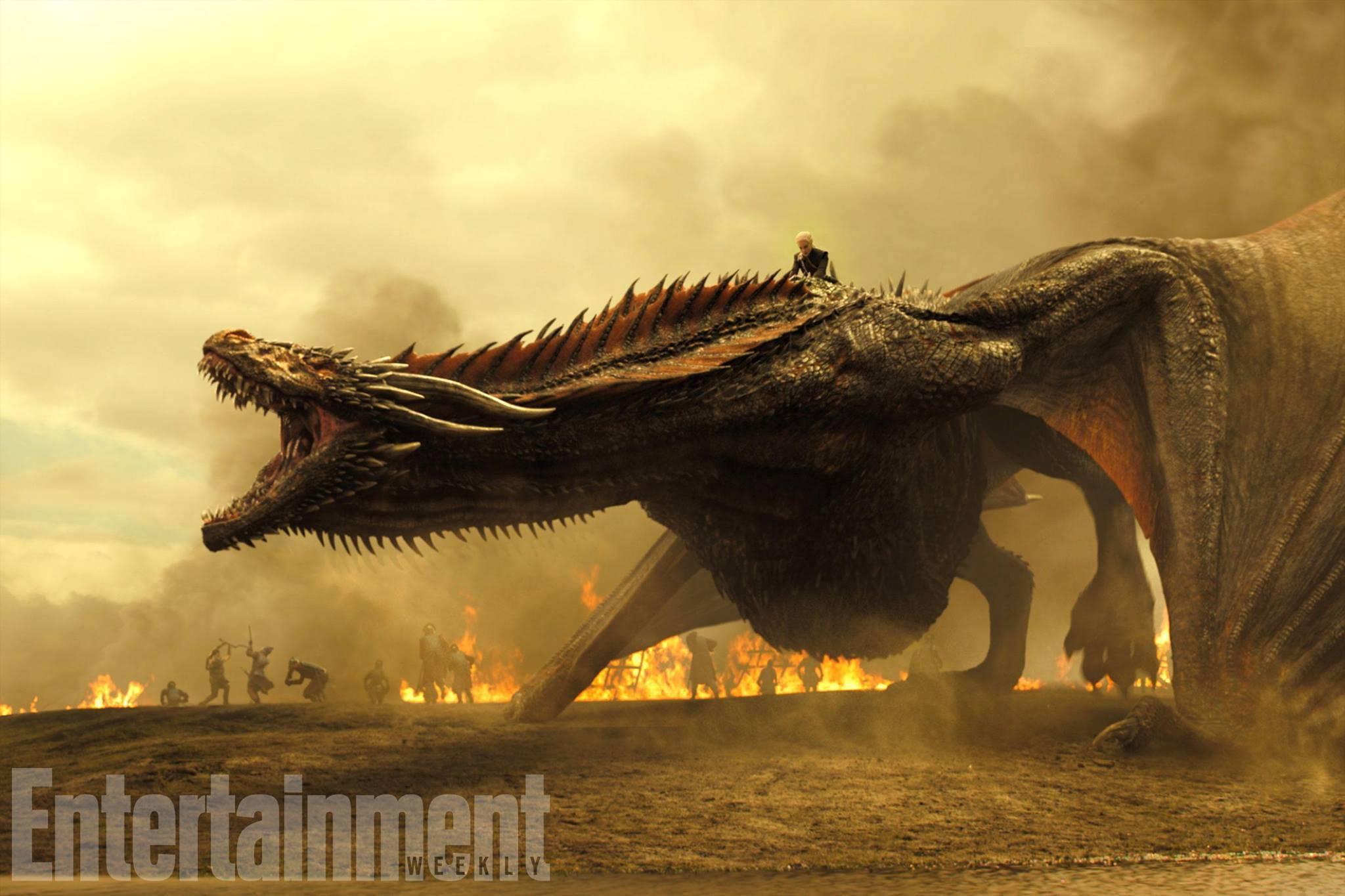 Game of Thrones: Neue Fotos der 7. Staffel