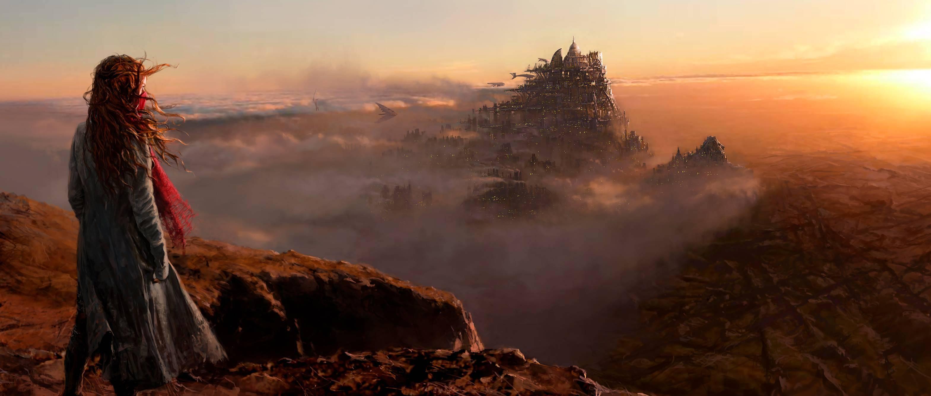 Mortal Engines: Peter Jacksons neues Sci-Fi-Abenteuer