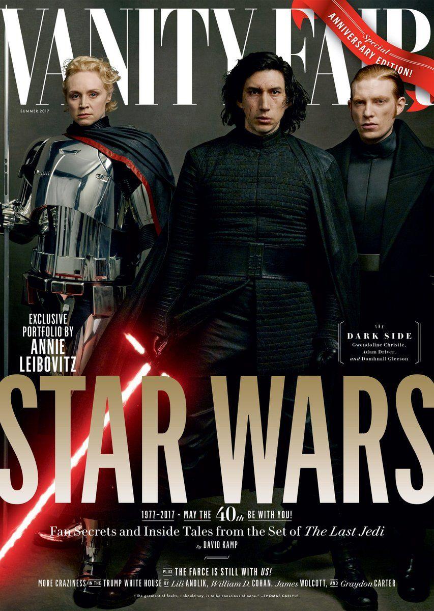 """The Last Jedi"" in der Vanity Fair"