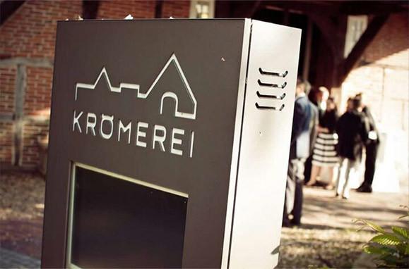 Neues Projekt: Die Krömerei
