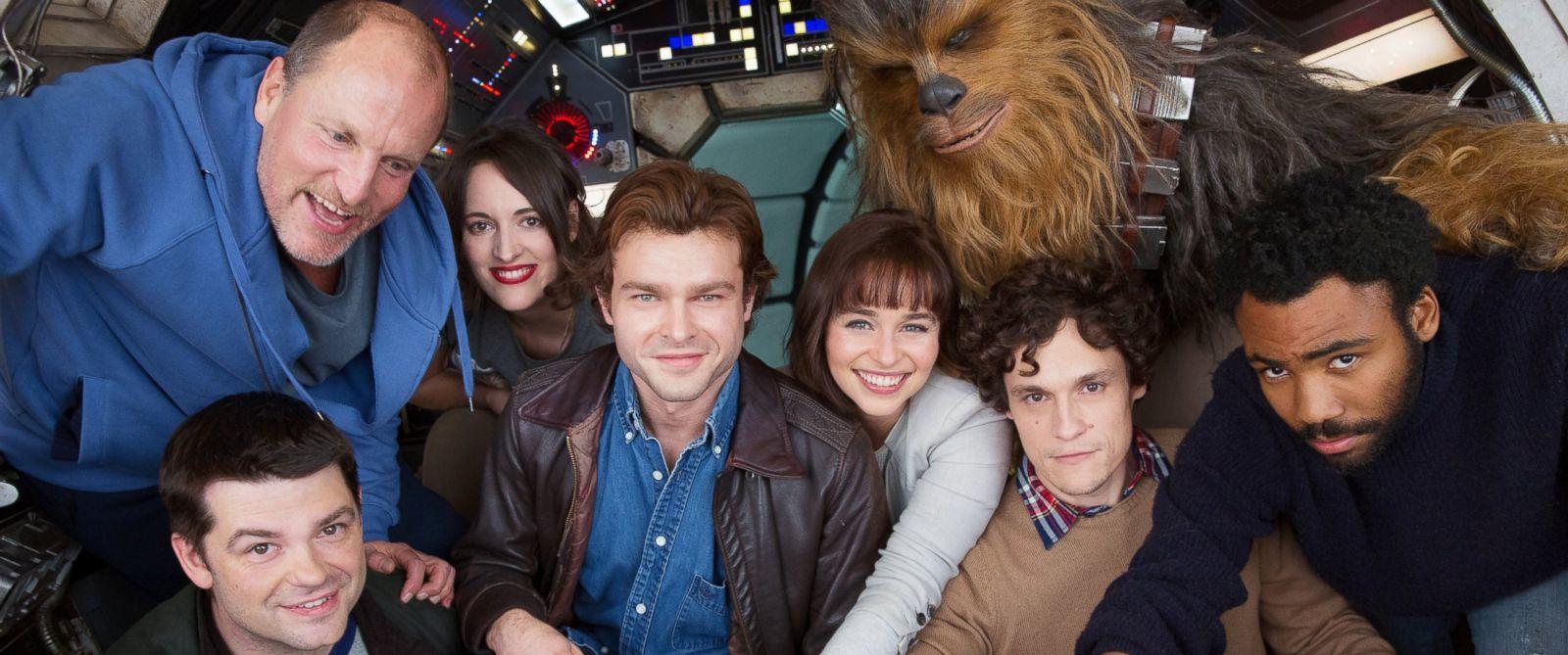 Star Wars: Han Solo – Neues Bild weist auf bekannte Schurken hin